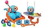 Wonder Workshop Wonder Set Special Edition: Dash, Dot & Katapult, Xylophon, Zubehr Set - programmieren lernen fr Kinder - Spielzeug Roboter