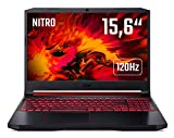 Acer Nitro 5 (AN515-54-55UY) Gaming Laptop 15.6 Zoll Windows 10 Home - FHD 120 Hz IPS Display, Intel...
