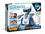 Clementoni 59142 Galileo Science – Cyber Talk Roboter, Robotik für kleine Ingenieure, Einstieg in...