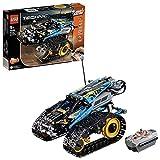 LEGO 42095 Technic Ferngesteuerter Stunt-Racer Spielzeug, 2-in-1-Rennwagen, Modell mit...