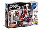 Clementoni 52261 59031 Galileo Science – Evolution Roboter, Robotik für kleine Ingenieure,...