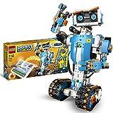 LEGO 17101 Boost Programmierbares Roboticset, 5-in-1 App-gesteuertes Modell mit einem...