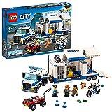 LEGO 60139 City Polizei Mobile Einsatzzentrale, Bauset, LKW-Spielzeug und Motorrad, Polizeispielzeug...