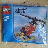 Lego 30019 - Feuerwehr Helikopter - Beutel - Polybag