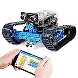Makeblock mBot Ranger Roboter, 3-in-1-Programmierbarer Robot Bausatz, Codiertes Spielzeug, 3 Formen...