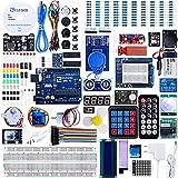 ELEGOO UNO R3 Ultimate Starter Kit, Kompatibel mit Arduino IDE Vollständigster Elektronik Projekt...
