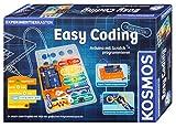 KOSMOS 613150 Easy Coding - Arduino programmieren mit Scratch, Experimentierkasten fr Kinder