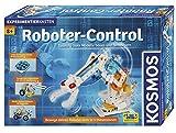 Kosmos 620370 Roboter-Control, 20 Modelle bauen und fernsteuern, mit IR-Fernsteuerung und 3...