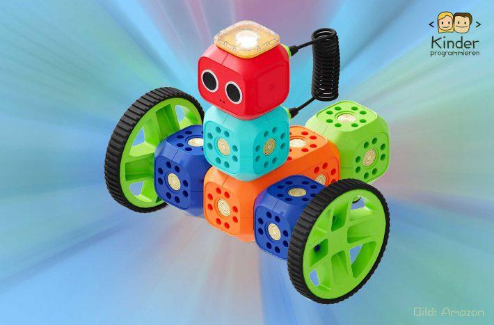 Robo Wunderkind Roboter-Baukasten für Kinder im Test