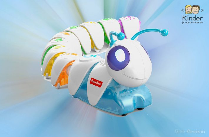 Fisher-Price Lernraupe Flitzi im Test