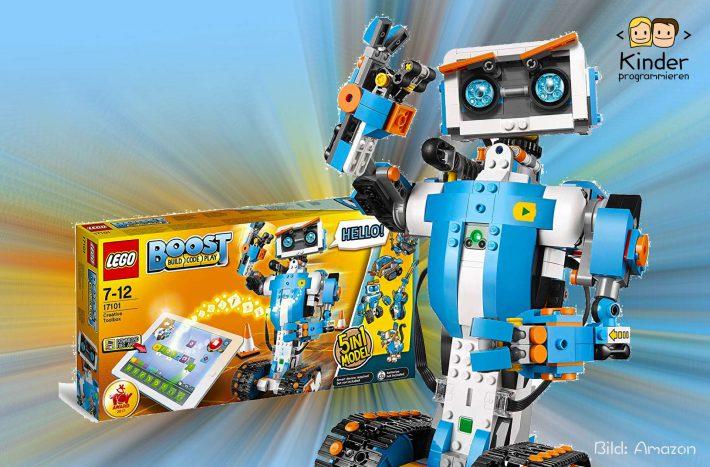 LEGO 17101 im Test: Was taugt der Kinder-Roboter?