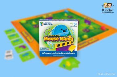 Mouse Mania –Code&Go Brettspiel im Test