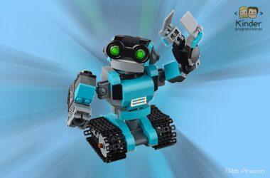 LEGO Creator Forschungsroboter im Test