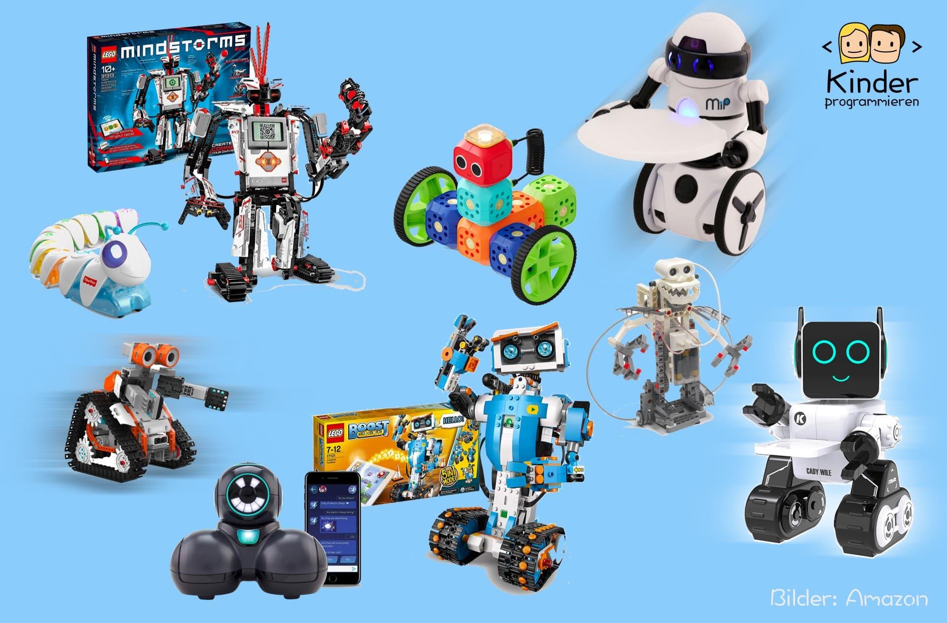 Programmieren lernen mit Roboter