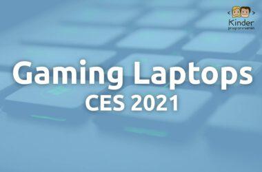 Gaming Laptops von der CES 2021
